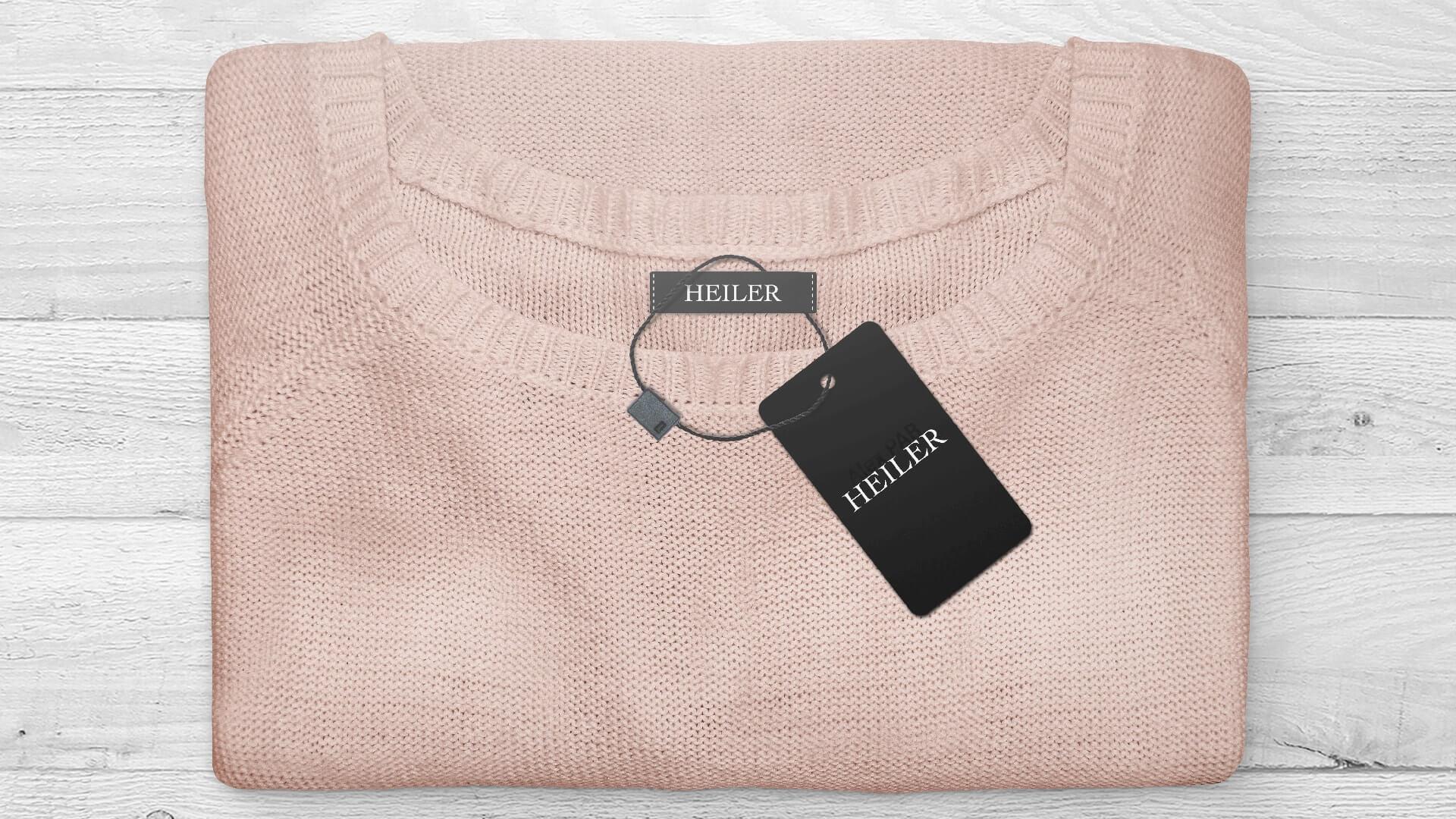 Heiler luce marca en sus prendas con etiqueta propia for Diseno de etiquetas
