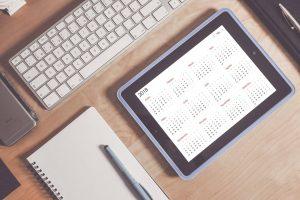Calendario editorial social media