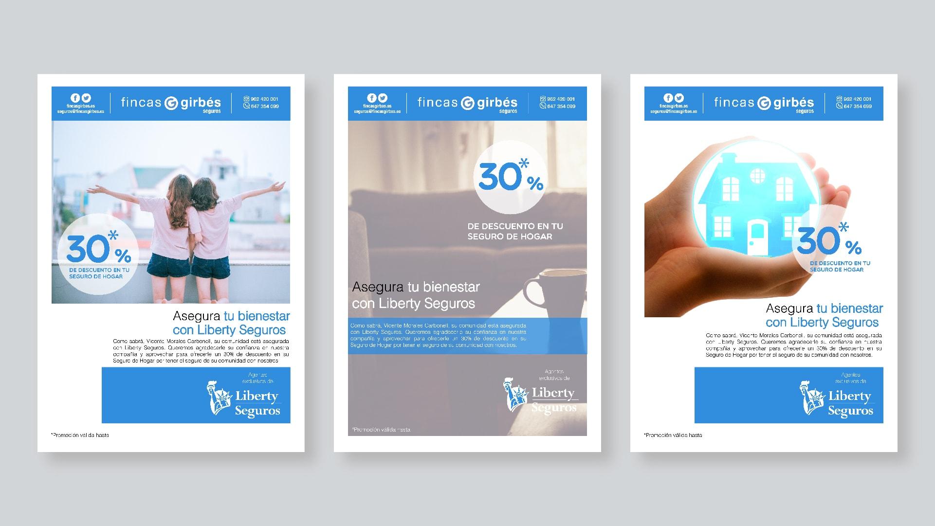 Porfolio dise o folletos publicitarios para administrador for Mejor seguro hogar ocu 2017
