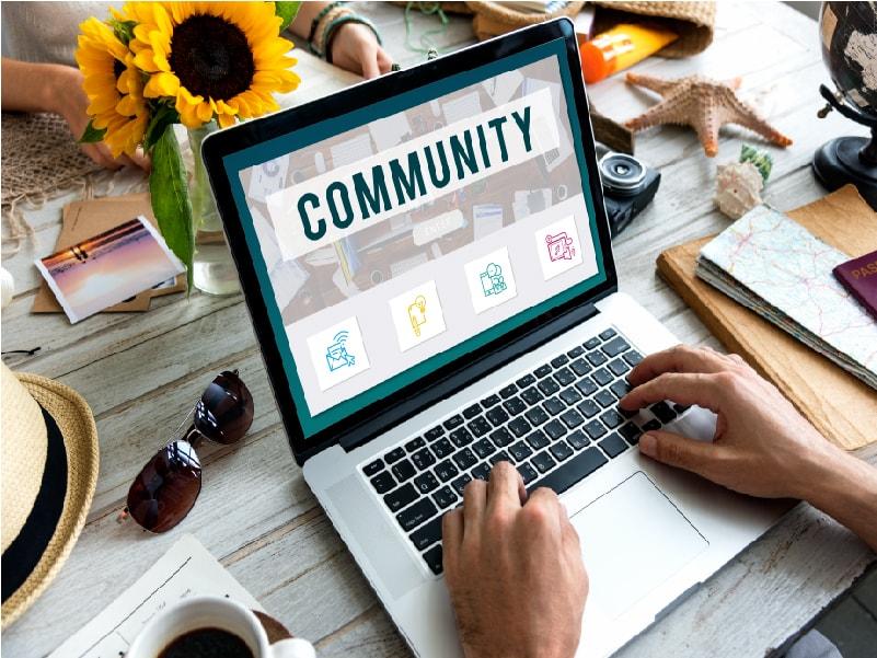 Promocionar un evento empresarial en redes sociales