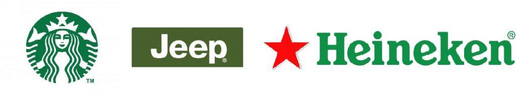 significado logotipo verde